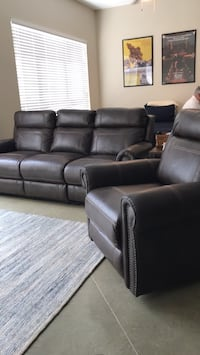 Recliner couch and recliner. Brand new. Dallas, 75201