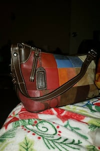 Coach handbag (authentic-w/serial #'s)