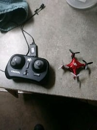 black and red quadcopter drone Kansas City, 64117