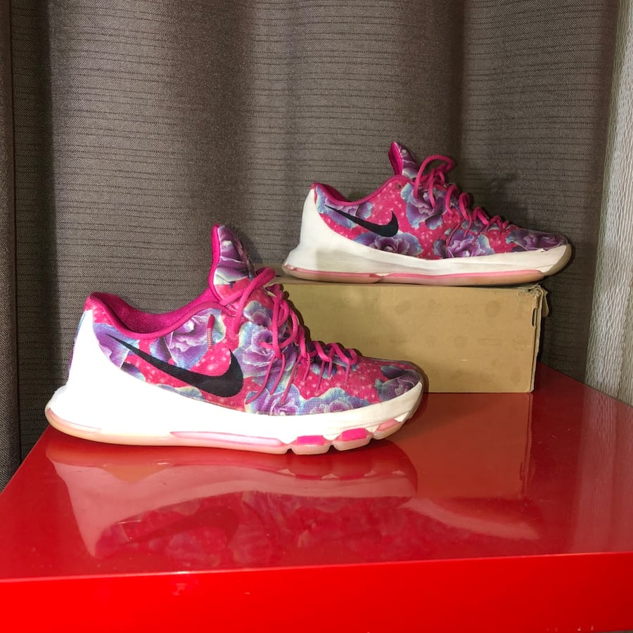 Kevin Durant Aunt Pearl