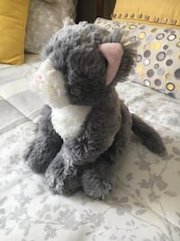 Cat stuffed toy, very soft Mississauga