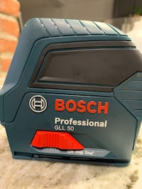 NEW BOSCH SELF LEVELING LASER  Fairview, 07022
