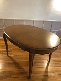 Wooden Drop-Leaf Dining Table  Los Angeles, 90048