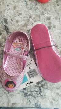 new! glittery Dora shoes Richmond Hill, L4E