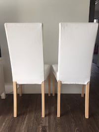 """HARRY"" ikea chairs (set of 2)  Lake Elsinore"