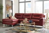 Tensas Crimson Sectional Houston, 77036