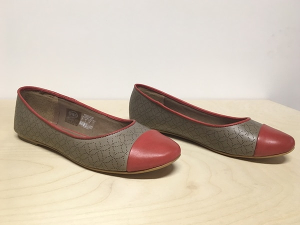 Fossil Leather Flats Size 8 Shoes Womens Accessories Clothing Gifts Fall