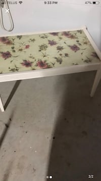 Beautiful Lace Decoupage coffee table Zorra, N5C 3J5