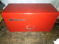 Snap on tool box Edmond