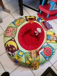 baby's multicolored activity gym New Westminster, V3L 3J2