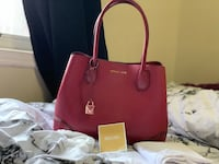 Michael Kors Leather Purse Markham