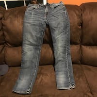 American Eagle jeans slim fit  28x30 Upper Chichester, 19014