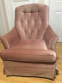 Good condition rocking chair 534 km