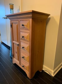 Custom-Made Wood Cabinet Weehawken, 07030