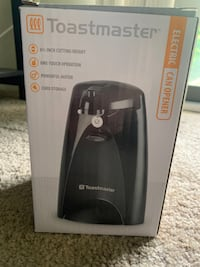 Electric can opener (brand new)