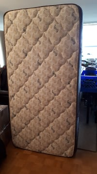 POCKET COIL TWIN MATTRESS - MADE IN TORONTO NORTHYORK
