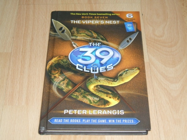 The Vipers Nest (The 39 Clues, Book 7)