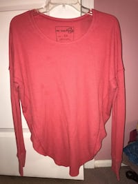 Free People Long Sleeve Thermal Marlboro, 07746