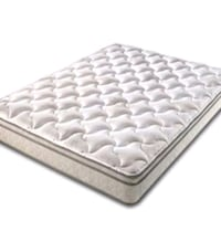 Queen mattress plush Eurotop