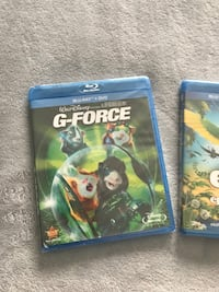 2 Brand new DVD movies (epic and g-force) Brossard, J4Z 0J2