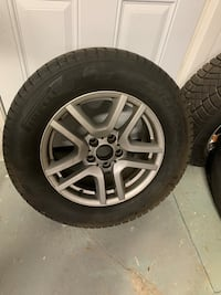 Snow tires BMW X5 Mississauga