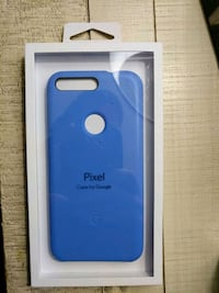 Google Pixel 1 Phone Case - Blue / Made by Google Charlotte