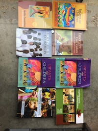 ECE text books Winnipeg, R2P 2S1