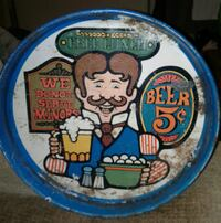 Cheinco Vintage Beer Tray