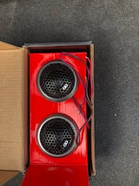 New tweeters dd audio Woodbridge, 22193