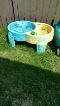 Plastic Sand & Water Table Calgary, T2B 0J2