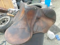 Used English riding saddle Antioch, 94509
