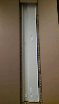 "48"" fluorescent single light fixture"