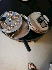 Queen stainless steel skillet retails $170  was for $90 now $50 Toronto, M6S 2T6