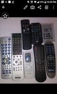 Random remotes all for $5 Henderson, 89074