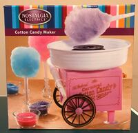 Carnival cotton candy