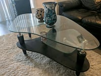 Glass coffee table  Erin, N0B 1Z0