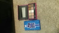 Makeup never used. $3 for both