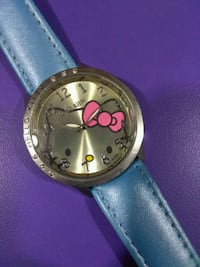 Hello Kitty watch blue band Tarpon Springs, 34689