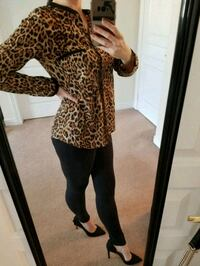Leopard blouse Mississauga, L5R 0A9