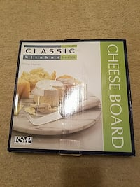 White Marble Cheese Board Frederick, 21701
