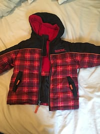 Toddler kids winter/spring jacket size 18months Erie, 16507