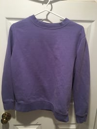 Purple crew neck sweater Toronto, M1E 2A4