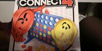 connect 4 board game..like new Toronto, M9B 3N5