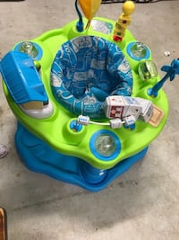 Baby's green and blue exersaucer Springfield, 22152