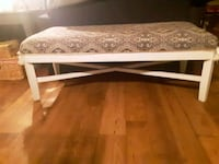 Queen size bench for bottom of bed