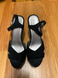 Women's wedges / shoes size 40