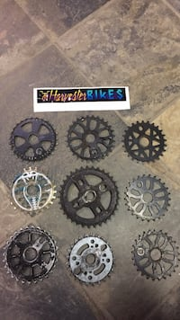 Used BMX Sprockets $5+