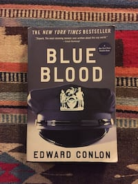 Blue Blood by Edward Conlon book
