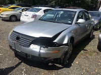 Volkswagen - Passat - 2003 part out  Fredericksburg