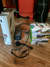 Xbox 360, External Hard drive, Wi-Fi connector,  Rockville, 20851
